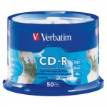 Verbatim CD-R (50 pack)